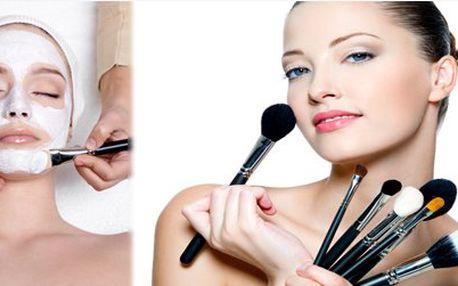 Kompletní kosmetické ošetření od kosmetiky v prostorách kadeřnictví Andrea Zdubová v Brně za pouhých 199 Kč!