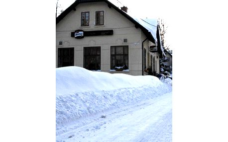 Lyžařský pobyt s polopenzí a skvělou relaxací ve vířivé vaně, infra sauně + relaxační koupel pro 1 osobu v horském PENZIONU ESPRIT –Vysoké nad Jizerou v Krkonoších