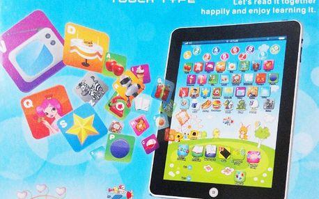 Naučte své děti anglicky s dětským tabletem
