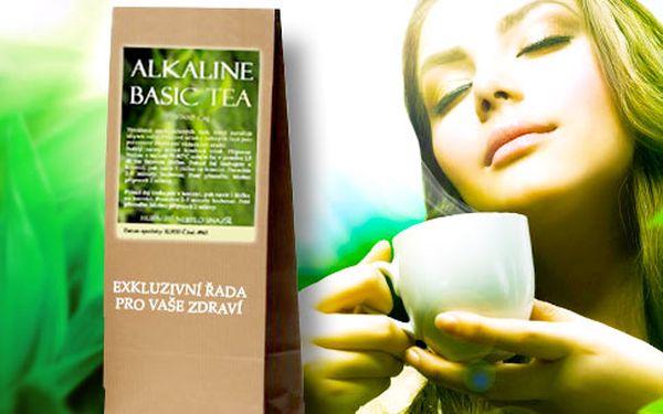 Bylinný čaj proti překyselení organismu
