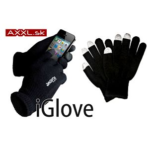 IGLOVE rukavice na ovládanie telefónu alebo tabletu len za 5,50 € vrátane poštovného! Konečne môžete bez problémov telefonovať aj v tej najtuhšej zime!