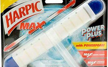 5x WC blok Harpic Max jen za 199 Kč!