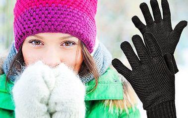 Kvalitní dvouvrstvé rukavice ze 100% bavlny za 129 Kč!