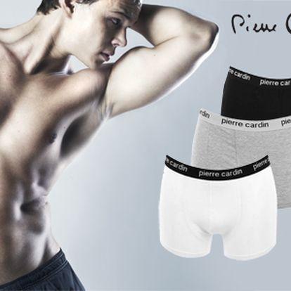 Boxerky francúzskej značky Pierre Cardin! Rozšírte svoj šatník o pohodlné a kvalitné spodné prádlo - rôzne veľkosti a farby! Poštovné v cene!