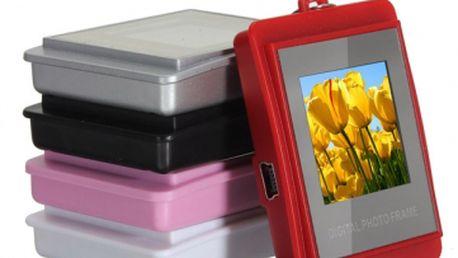 Mini digitální fotorámeček - přívěsek na klíče a poštovné ZDARMA! - 17