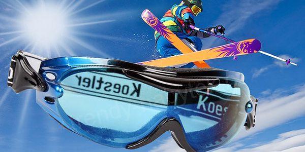 Lyžařské brýle Koestler včetně poštovného