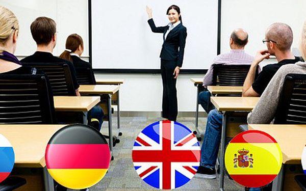 Kurzy cizích jazyků či konverzace s rodilým mluvčím