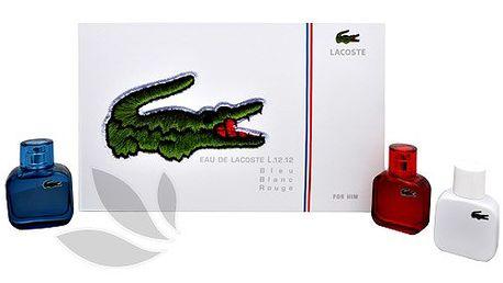 Lacoste Eau De Lacoste. Oceňovaná vůně inspirovaná oblečením s krokodýlem.