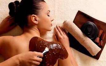 120 minut čokoládového hýčkání s 64% slevou!