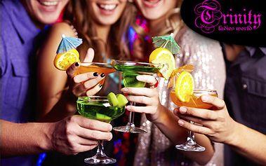 Alkoholické a nealkoholické miešané drinky a koktaily v Trinity CLUB len za 1,50 €! Príďte sa zabaviť do jedného z najkrajších nočných podnikov na pravom brehu Dunaja!