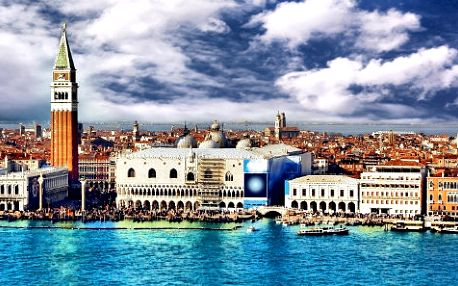 Nezapomenutelný výlet: Benátky - Verona - Vincenza
