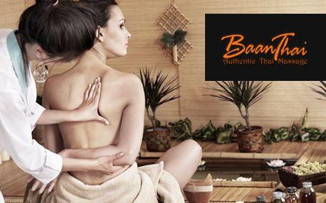 Tradičná thajská masáž s použitím BIO olejov podľa výberu klienta. Pre dámy k masáži aj parafínový zábal, pedikúra, maska, pre pánov masáž hlavy a parafínový zábal!