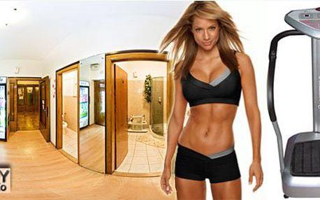 20 vstupů na cvičení na vibrační plošině Ultra Fit Massage za bezkonkurenčních 399 Kč! Efektivní a prověřený způsob při shazování a formování Vaší postavy v dámském studiu Slim Body.
