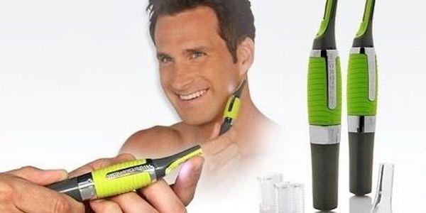 Zastřihovač vlasů a chloupků