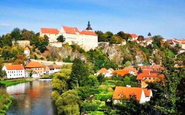 Južné Čechy – 8 dní s polpenziou v chatke