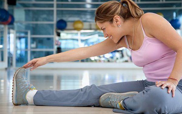 Osobní trenérka pouze pro Vás! Udělejte něco se svým zadečkem a stehny + lymfatickou masáž, která probudí Vaše tělo a spalování tuků.