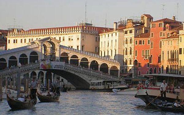 Víkendový zájezd na karneval do Benátek! Jen 1250 Kč!