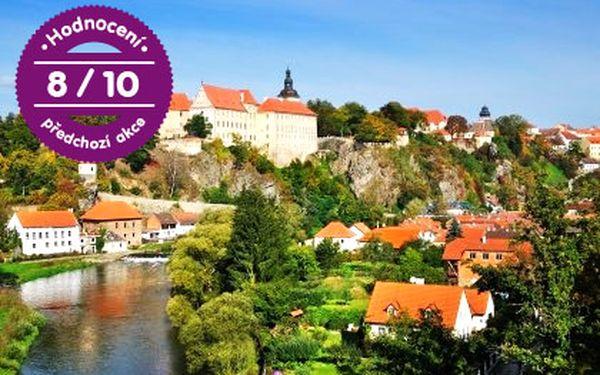 Jižní Čechy – 8 dní s polopenzí v chatičce