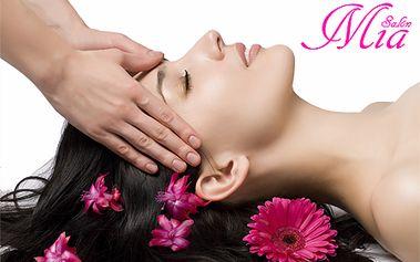 Len 6,90 € za kozmetickú masáž tváre v salóne MIA! Vaša pleť sa rozžiari, napne a zjemnia sa vrásky. Pleť krásna a zdravá, so zľavou 57%!