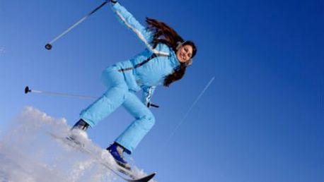 Večerní či celodenní permanentka do lyžařského areálu Mezivodí!