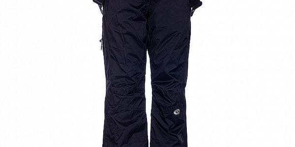 Dámské černé lyžařské kalhoty Loap