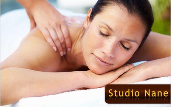 Relaxační nebo uvolňující masáž za 199 Kč! Zbavte se bolestí a stresu.