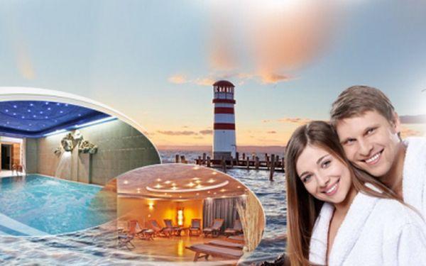 Dopřejte si wellness dovolenou na břehu Neziderského jezera! 4 nebo 6 dní pro 2 osoby včetně bohaté polopenze a vstupu do termálních lázní Hegykö Sá-Ra za 5 690 Kč!