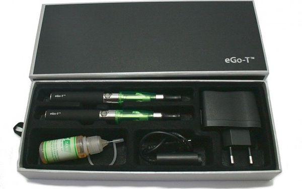 Elektronická cigareta eGo-T 1100mAh s echomizérem