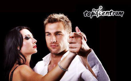 Valentín alebo rande? Skúste si u nás nájsť partnera prostredníctvom tanca alebo zlaďte pohyby so svojím partnerom.