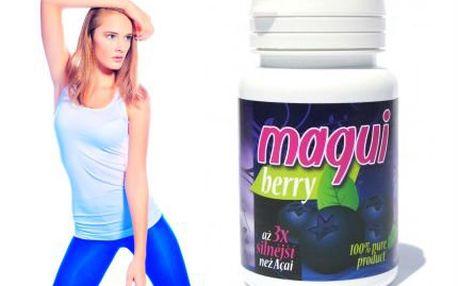 Zhubněte díky zázraku Maqui berry - 100 tablet!
