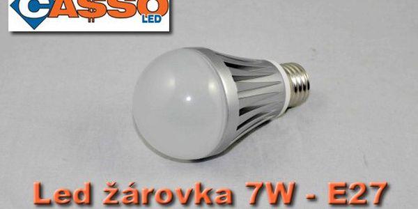 7W DESIGNOVÁ LED ŽÁROVKA E-27 za 245 Kč!!!