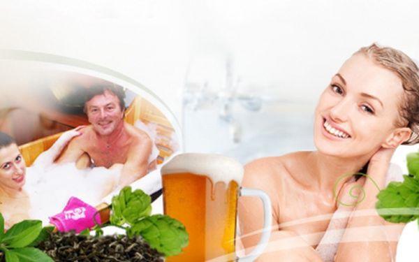 PIVNÍ LÁZNĚ PODĚBRADY pro DVA, včetně VEČEŘE a bohaté SNÍDANĚ jen za 2399 Kč! Dále v ceně pivní KOUPEL s neomezeným popíjením piva Bernard, MASÁŽ šíje a regenerační zábal rukou! Relaxujte v lázních se slevou 49%!