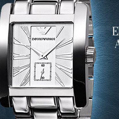 Luxusní pánské hodinky Giorgio Armani