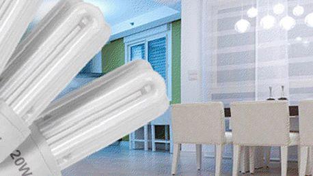 Úsporné a ekologické žiarivky NPOWER len za 1,20 €! Ušetríte finančné prostriedky za energie a zároveň aj životné prostredie! Na výber 3 druhy - 9 W, 11 W, 20 W!