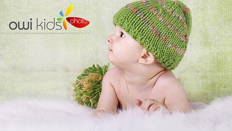 Zvečnite si prvé roky a jedinečné okamihy v živote vášho dieťatka len za 45€. Fotografovanie v luxusnom ateliéri s krbom, profesionálna retuš a TOP fotografie podľa vášho vlastného výberu so 62% zľavou.