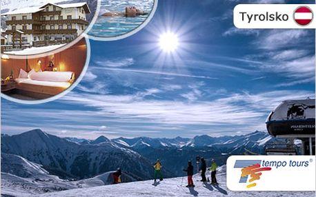 Na lyže jedině do Tyrolska! 4 nebo 5 dní na svahu, děti do 10 let zdarma.