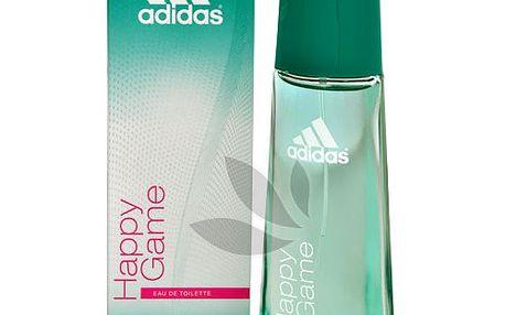 Adidas Happy Game - vůně pro aktivní mladou ženu 50 ml