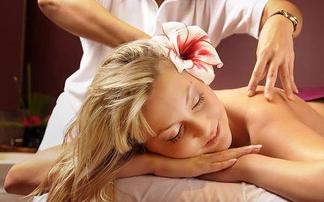 5,90 € za polhodinovú masáž chrbta, nôh, reflexnú masáž chodidiel alebo akupresúru, masáž tváre, dekoltu, hlavy, šije a ramien.