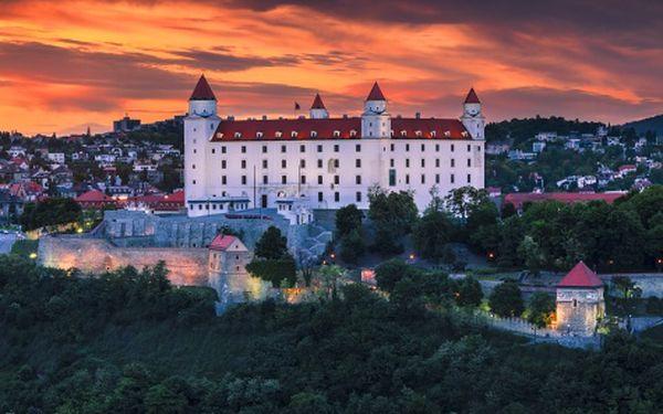 Romantický pobyt v Bratislave pre DVOCH na 3 dni v nádhernom Hoteli W *** so vstupom do luxusného wellness. Vhodné ako Valentínsky darček! Vydajte sa za romantikou do slovenskej metropoly!
