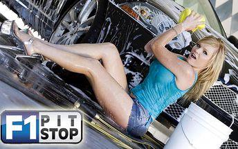 Len 22 € za ručné umytie auta a čistenie klimatizácie. Starostlivosť o auto pred náročnou zimou so zľavou 60%.
