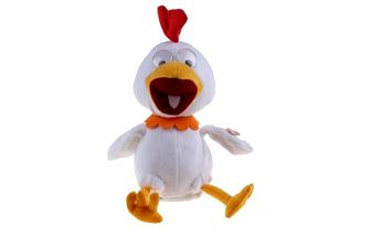 Fufris veselí přátelé kuře