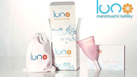 Menstruační kalíšek LUNO