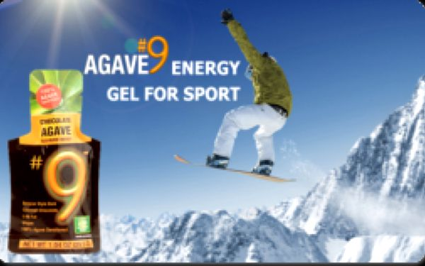 Prírodný bio-energický gél Agave#9 (balenie 24 kusov) vhodný pre aktívnych športovcov, diabetikov i celiatikov na dobitie energie a udržanie hladiny krvného cukru len za 30€! Získajte až 38% zľavu na túto novinku na trhu so zľavovým kupónom iba za 1€!