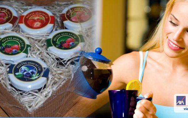 VALENTÝNSKÉ SRDÍČKO - Lahodné pečené čaje, dárkové balení po 6 ks - provoňte si svůj domov výbornými čaji LAVTOR se slevou 37%!!!