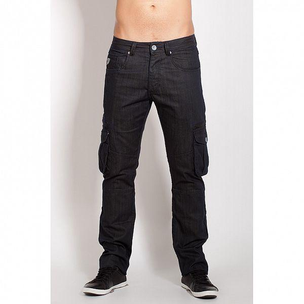 Pánské černé kapsové džíny Lois
