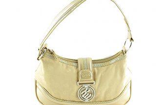 Dámská zlatá kabelka Rocawear