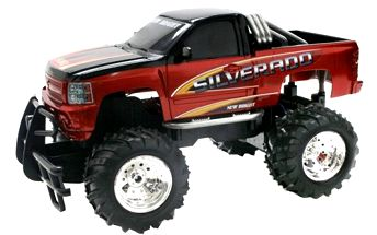 RC auto monster truck