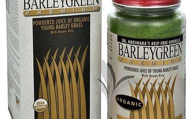 Barley Green Premium - mladý ječmen bez řasy 200 g