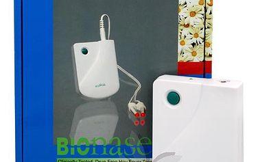 BioNase - přístroj určený k léčbě senné rýmy a rýmy alergického původu