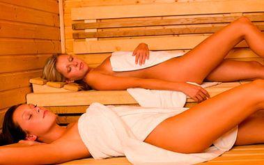489 Kč za 90 minut valentýnského bylinného saunování, navíc bylinná koupel pro 2 osoby v luxusní privátní sauně!